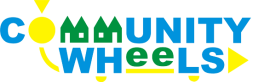 Community Wheels logo